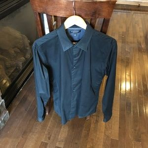 Banana Republic Stretch Slim Fit Dress Shirt